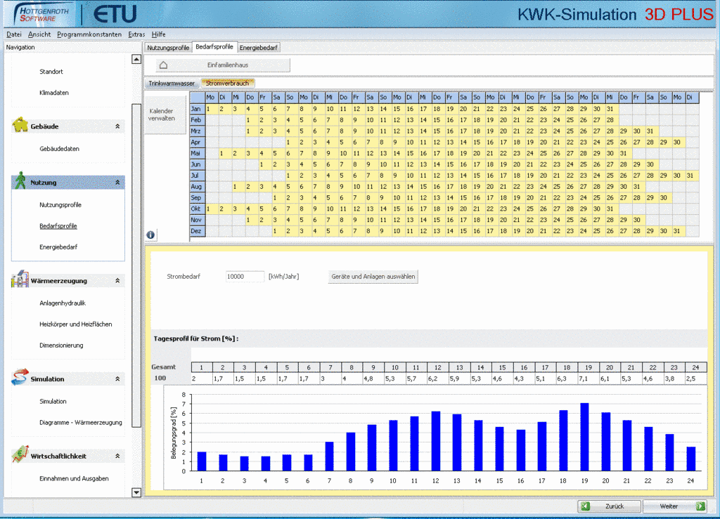 Hottgenroth software gmbh co kg - Direct energie simulation ...
