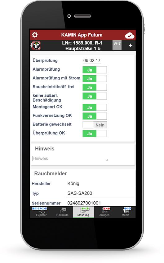 KAMIN Futura App