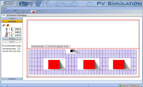 Manufacturer Independent Simulation Software For The Design And Layout Of  Photovoltaic Systems.