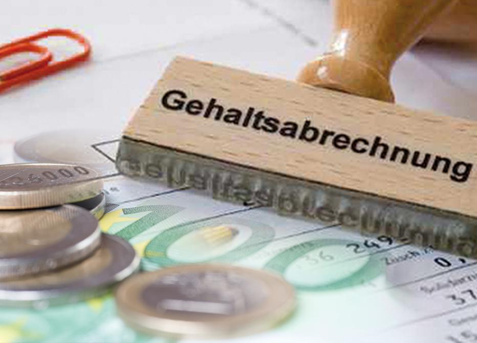 Lohn & Gehalt